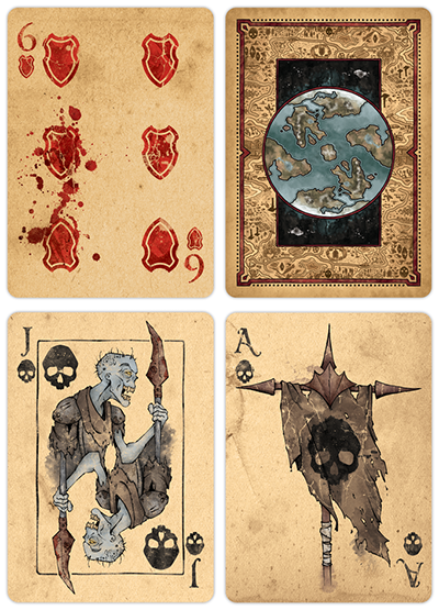 Congratulate, excellent Playing cards with fantasy naked pictures